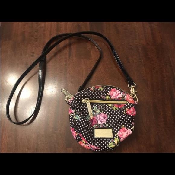 Betsey Johnson Handbags - Betsey Johnson floral bag